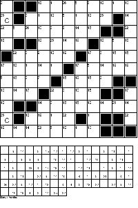 Codeword puzzles online,Printable codewords,Cipher crosswords