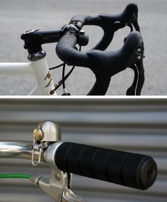 Spurcycle is raising funds for A better bicycle bell, made in the USA. on Kickstarter! Powerful sound from a trim, precision form—a bell for any bike: modern road, mountain, or vintage townie. Bicycle Bell, Fitness Gadgets, Bike Parts, Cool Bicycles, Cycling, Modern, How To Make, Usa, Bicycles
