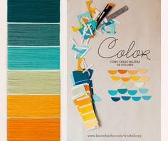 Cómo crear paletas de colores   Workshop