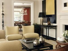 Best of Designers' Portfolio: Living Rooms | Living Room and Dining Room Decorating Ideas and Design | HGTV