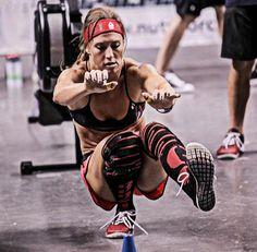 Pistol Squat - Andrea Ager - CrossFit - BossFit