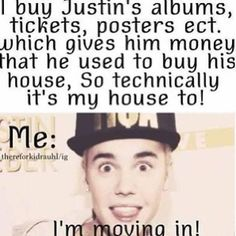Justin bieber and my logic. Love You So Much, I Love Him, Love Of My Life, In This World, My Love, Justin Bieber Facts, All About Justin Bieber, Prince Of Pop, Bad Puns