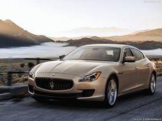 I regali di Natale più lussuosi - Maserati Quattroporte, edizione limitata di Ermenegildo Zegna