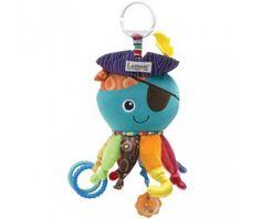 Подвесная игрушка Lamaze Капитан Кальмар