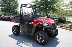 New 2016 Polaris RANGER 570 EPS Sunset Red ATVs For Sale in Georgia. 2016 Polaris RANGER 570 EPS Sunset Red, CALL FOR OUT THE DOOR PRICE!!!!! 2016 Polaris® RANGER® 570 EPS Sunset Red Features may include: Hardest Working Features The ProStar® Engine Advantage The RANGER 570 ProStar® engine is purpose built, tuned and designed alongside the vehicle resulting in an optimal balance of smooth, reliable power. The ProStar® 570 engine was developed with the ultimate combination of high power…