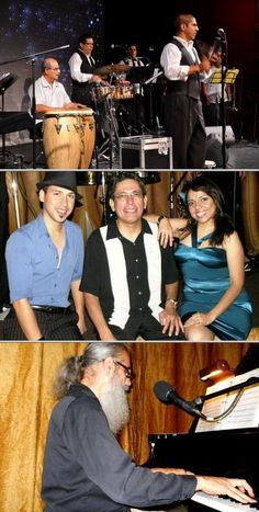 Get your guests dancing when you hire Mambop. This professional 11-piece party band gives you high energy performances with a fiery mix of Salsa, Latin jazz, Cumbia, and Merengue.