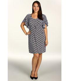 Christin Michaels Plus Size Kaley Dress At 6pm