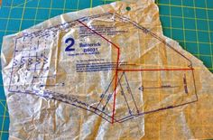 Gertie's New Blog for Better Sewing: Slip Sew-Along #4: Bust Adjustments