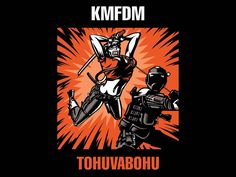 KMFDM - Superpower