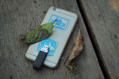 Para que no nos faltase memoria en el smartphone en el Amazonas nos llevamos el #LeefiBRIDGE en la mochila #mochileros