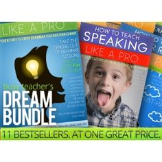 Busy Teacher's Dream Bundle
