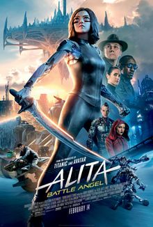 Alita Angel De Combate Comic Alita Battle Angel Is A Show Visited By Cyborgs Found In The Iron Town Dumpsite This Cybor Angel Movie Alita Movie Full Movies