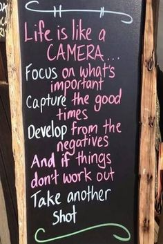 Got a camera?surely you can understand this quote