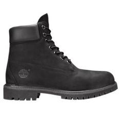 When you think of Timberland boots, you're thinking of these classic waterproof boots, style 10073009.