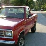 1988-Ford-Ranger first new vehicle I bought