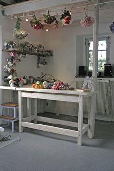 PamelaAngus: My Little Flower Shop