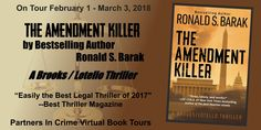 Tome Tender: The Amendment Killer by Ronald S. Barak Review Tou...