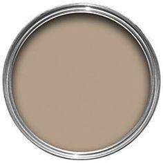 Our front room paint - Dulux Paintpod Matt Emulsion Muddy Puddle