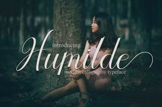 FREE font of the week: Humilde is a sweet and friendly script font, handwritten to give an authentic feel to your designs and creative projects. This font comes with tons of alternates, giving you the ability to maximize your project's design potential. Calligraphy Fonts, Script Fonts, All Fonts, Modern Calligraphy, Handwritten Fonts, Commercial Use Fonts, Beautiful Handwriting, Design Typography, Photoshop