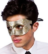 Men's Masquerade idea