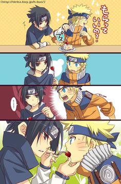 Tags: Anime, Fanart, NARUTO, Uzumaki Naruto, Uchiha Sasuke