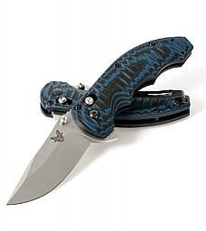 Benchmade Axis Filp : I think this new Benchmade would look awesome with a new Kimber Sapphire!