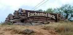 Enchanted Rock - Fredericksburg, Texas