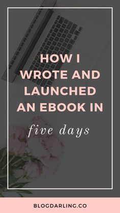 How to Write an Ebook and Start Making Sales in 5 Days Book Of Love, Book Writing Tips, Writing Ideas, Branding, Self Publishing, Inbound Marketing, Blogging For Beginners, Make Money Blogging, Online Jobs