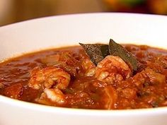Shrimp Creole : slowcooking