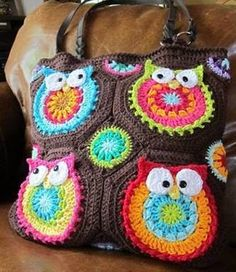 Crochet treasure trove: Inspirations - No Pattern