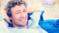 Simon Baker - sssmoking!