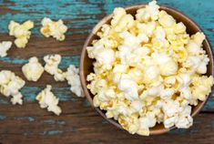 What to Cook: Popcorn With Sriracha Butter and Parmesan