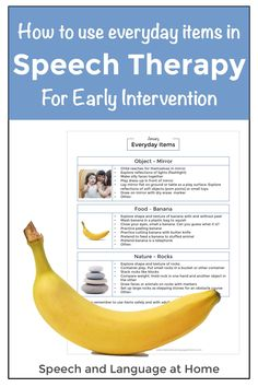 Simple parent friendly handouts for early education. Great resource for bagless speech therapists who work with infants in toddlers. Work on IFSP goals using everyday items. Perfect tool for developing a home program for families. Speach Therapy For Toddlers, Speech Therapy Toddler, Toddler Speech Activities, Preschool Speech Therapy, Speech Therapy Activities, Speech Language Pathology, Speech And Language, Toddler Learning, Early Learning
