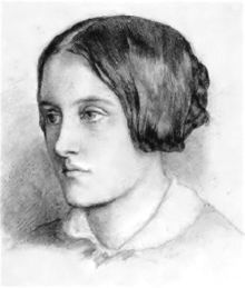 Christina Georgina Rossetti (5 December 1830 – 29 December 1894) was an English poet who wrote a variety of romantic, devotional, and children's poems.