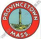 Provincetown aka P-Town, Mass - Cape Cod