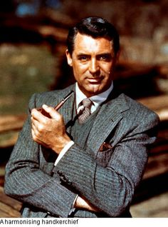 Cary Grant ✭✭ One of the most handsome men on the Silver Screen