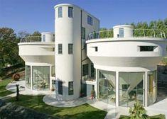 Fotospecial: Wonen in een watertoren - bouwenwonen.net