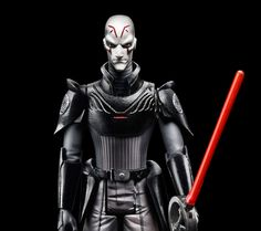 STAR WARS REBELS - Inquisitor Action Figure Revealed — GeekTyrant