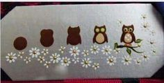 Owl Nail Art, Owl Nails, Animal Nail Art, Nail Art Diy, Painting Lessons, Mendoza, Nail Tutorials, Nail Stamping, Nails Inspiration