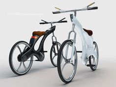 The Smartphone Bicycle by Juil Kim