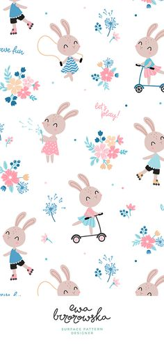 46 Ideas Baby Wallpaper Pattern Design For 2019 Baby Wallpaper, Trendy Wallpaper, Pattern Wallpaper, Cute Wallpapers, Wallpaper Backgrounds, Iphone Wallpaper, Fabric Wallpaper, Baby Design, Design Girl