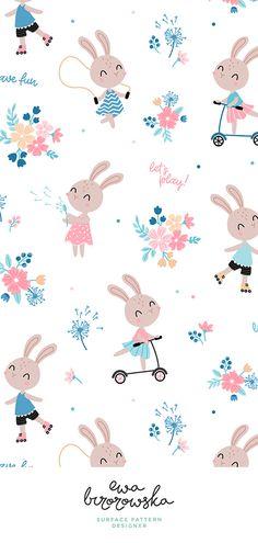 46 Ideas Baby Wallpaper Pattern Design For 2019 Baby Wallpaper, Cartoon Wallpaper, Trendy Wallpaper, Pattern Wallpaper, Cute Wallpapers, Wallpaper Backgrounds, Iphone Wallpaper, Fabric Wallpaper, Kids Prints