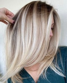 50 Amazing Blonde Balayage Hair Color Ideas for 2021 - Hair Adviser