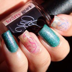 Instagram photo by catsnails #nail #nails #nailart