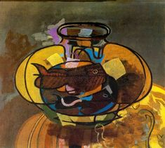 The Studio (V), 1949 - Georges Braque - WikiArt.org - encyclopedia of visual arts