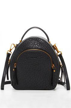 Authentic ROCK REBEL Damask Margaux Handbag Black NEW
