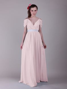 Romantic Off the Shoulder Vintage Bridesmaid Dress | Plus and Petite sizes available! Hundreds of styles, tons of colors!