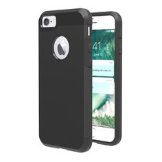 [$1.55] For iPhone 7 Separable Corselet TPU + PC Combination Case, Small Quantity Recommended before iPhone 7 Launching(Black)