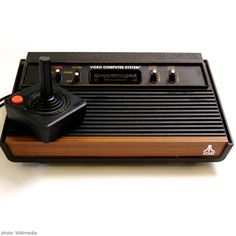 Atari 2600  One must pay reverence to the granddaddy of all electronic games, because without this bad boy, there would be no Mario Kart.