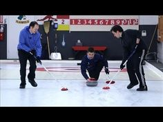 Olympic Curling: How Hard Can It Be? | Winter Olympics 2014 Math Lesson